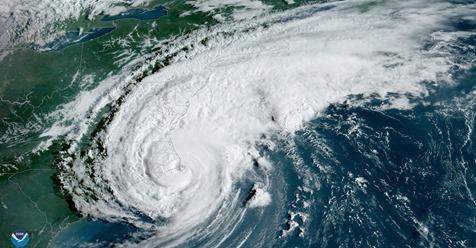 UMCOR Response: Hurricane Dorian