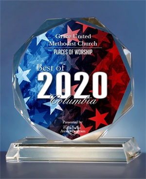Grace United Methodist Church Receives 2020 Best of Columbia Award